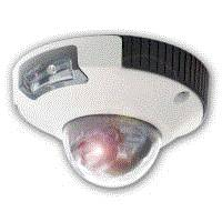 IRIS403 3MP High Definition IP Mini-dome
